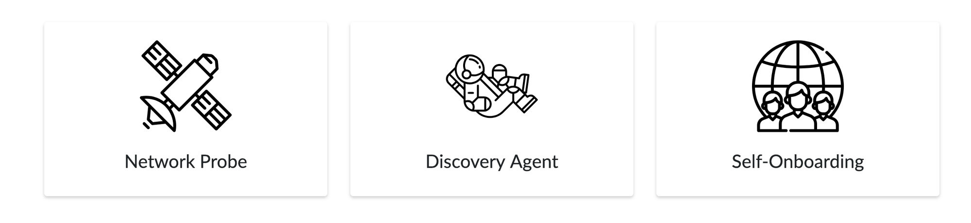 3 easy ways to automatically discovery assets.